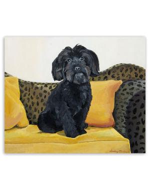 Bessie Portrait